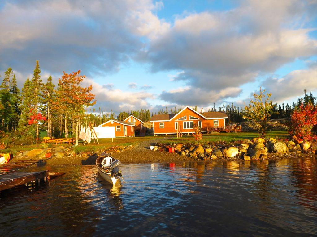 White Cliff Lodge Newfoundland