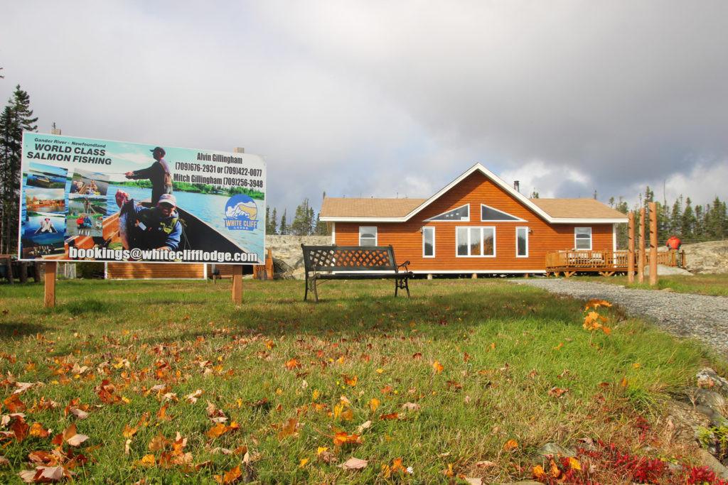 White Cliff Lodge Newfoundland 3