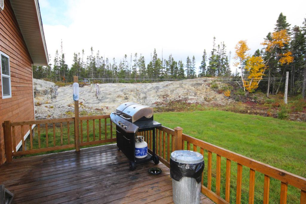 White Cliff Lodge Newfoundland (BBQ)