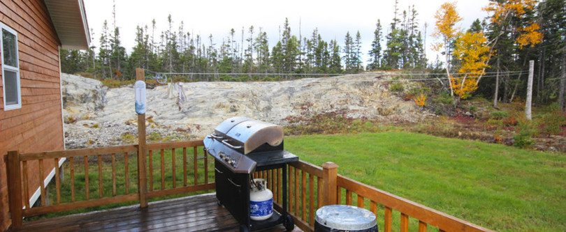 White Cliff Lodge Newfoundland (BBQ)