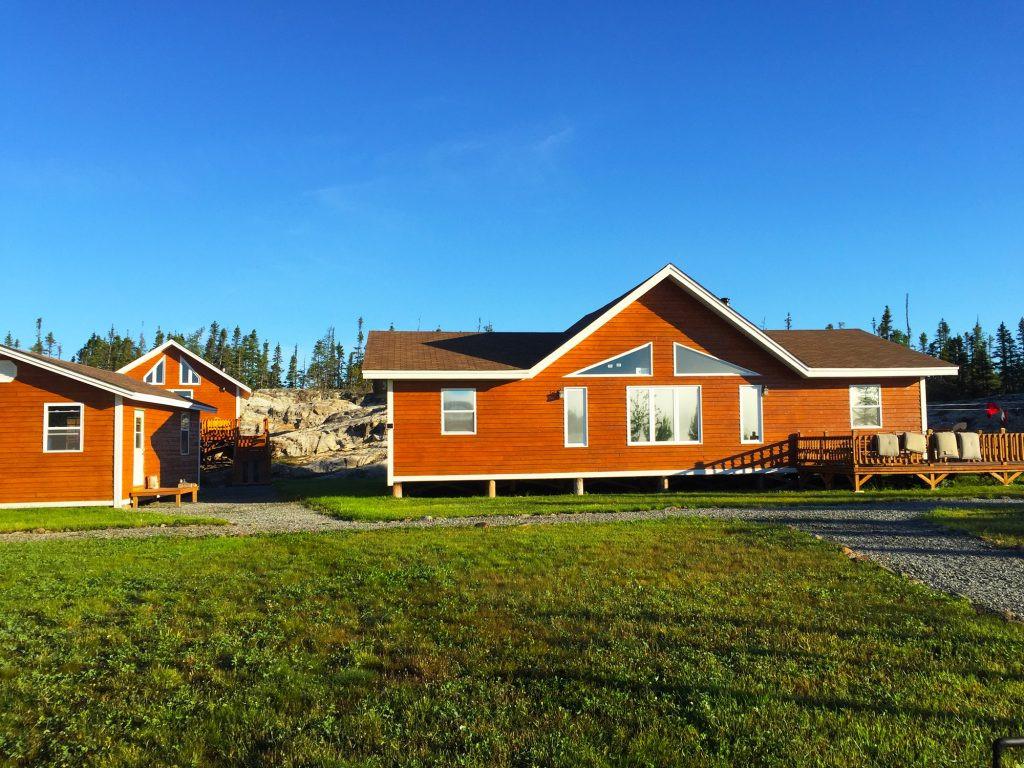 White Cliff Lodge Newfoundland 2