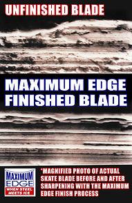 Maximum Edge Skate Technology Atlantic Pro Sports