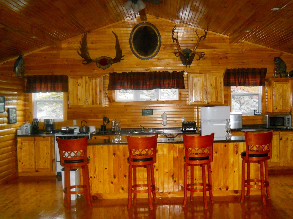 White Cliff Lodge Newfoundland (Kitchen)