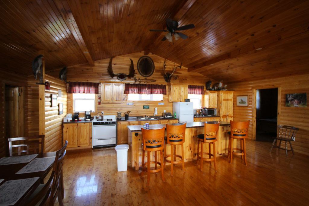 White Cliff Lodge Newfoundland (Kitchen 4)