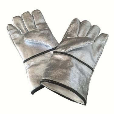 4060-35- 50- Aluminize kumaş eldiven