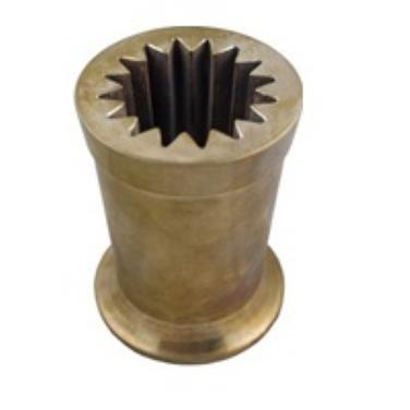 4082- Bronz Sıcak Cam Şekillendirme Optik Kalıpları