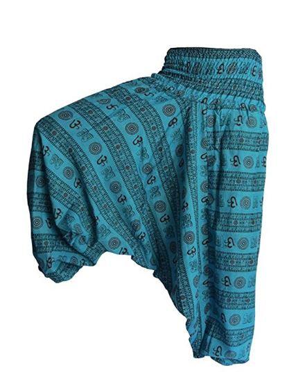 Gypsy Yoga Harem Pants