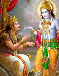 Lord Krishna and Yoga