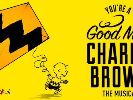 Here comes Charlie Brown!