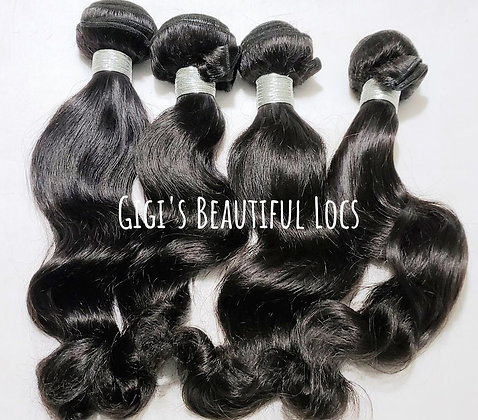 Loose wave 4 Bundle Deals | Www.Gigibeautifullocs.com