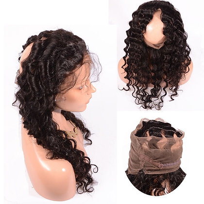 Deep wave 360 Frontal