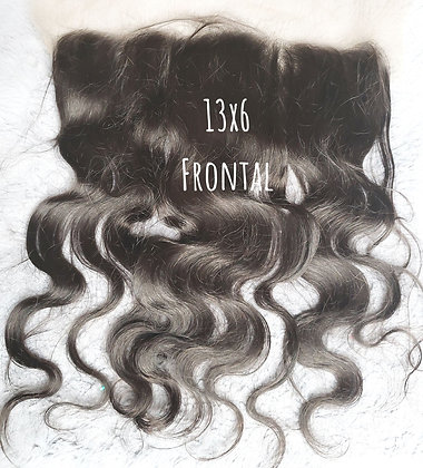 "13x6 Body wave 12"" Frontal"