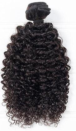 Kinky curly single bundles