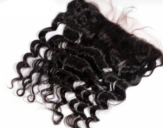 Deep wave Lace Frontal 13x4