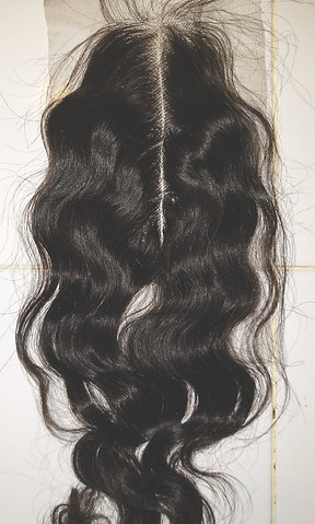 2x6 Natural Wave Lace Closure