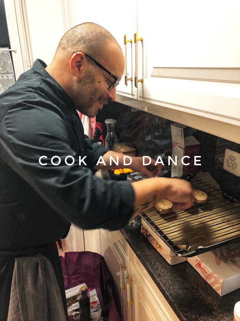 Cook & Dance