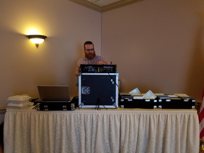 DJ Dr Timmy
