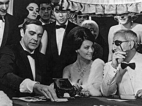 바카라사이트 1967년 영화 Casino Royale에서 유명해졌습니다