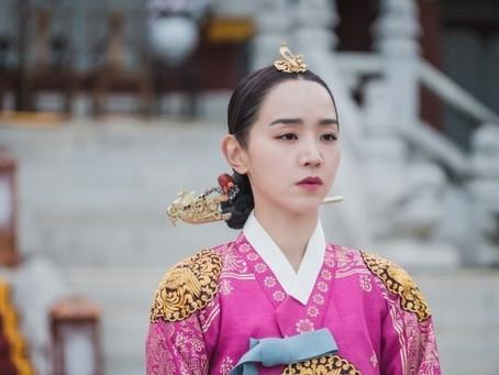 DAY컷] '철인왕후' 신혜선X김정현, 위기에 의기투합