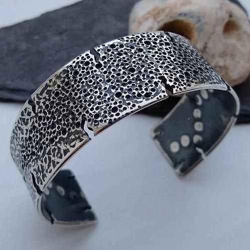 'Basalt' cuff