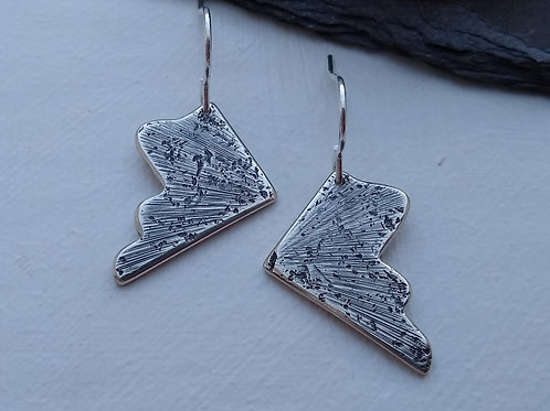 'Wings of Desire' earrings
