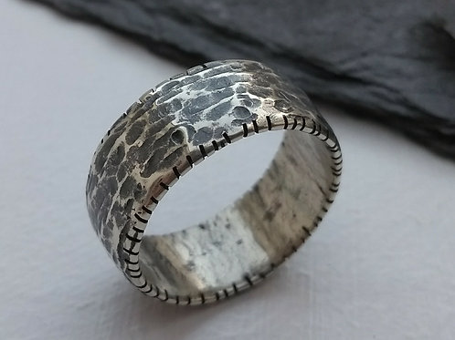 'River Bank' ring