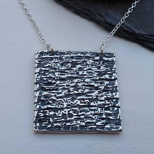'Virginia Woolf' pendant