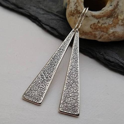 'Duality' earrings