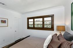 bedroom w window