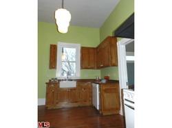 kitchen and window