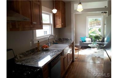 kitchen back house