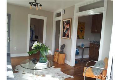living room back house