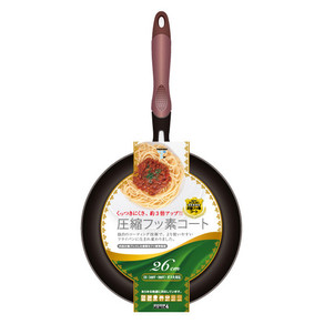 竹原製缶 圧縮フッ素コート