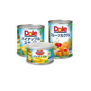 ドール  フルーツ缶