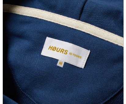 HOURS IS YOURS Footwear and Apparel