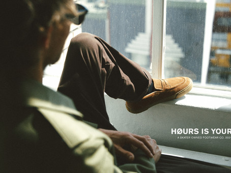 HOURS IS YOURS FW 2021