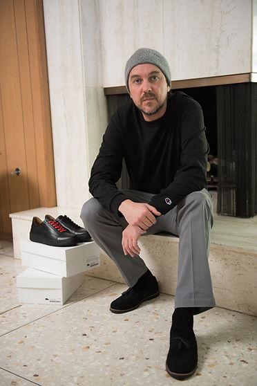 HRS Shoes Dennis Martin Human Recreation