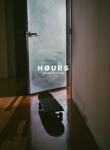 Hours is yours Hours Footwear by Denins Martin and Bryan Herman