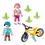 Thumbnail: Playmobil 70061 Special Plus Children with Bike & Skates