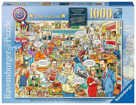 The Auction 1000pc
