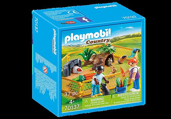 Playmobil 70137 Country Farm Animal Enclosure