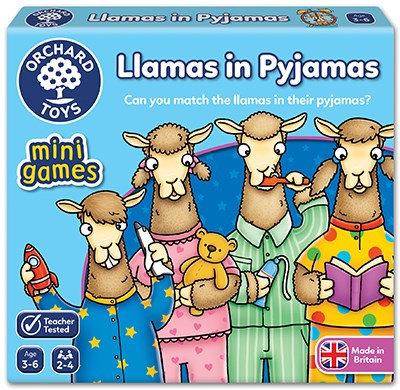 Orchard Mini Games Llamas in Pyjamas (358)