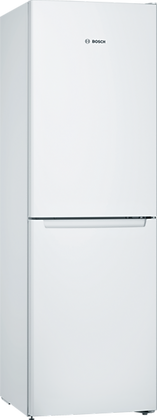 Bosch KGN34NWEAG Frost Free Fridge Freezer - White