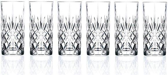 RCR Melodia Highball Glasses (6)
