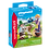 Thumbnail: Playmobil 70155 Special Plus Children with Calf