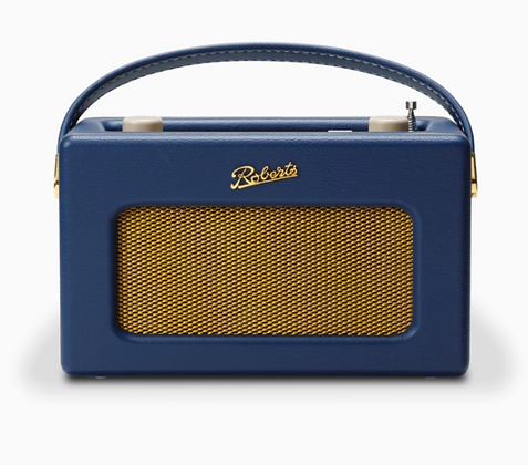Roberts Revival iStream 3 Smart Radio (Midnight Blue)