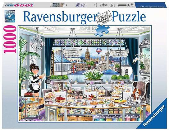 London Tea Party 1000 Puzzle