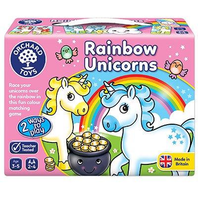 Orchard Rainbow Unicorns (095)