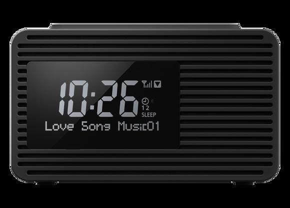 Panasonic RCD8EBK Clock Radio