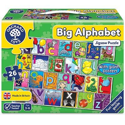 Orchard Big Alphabet (238)